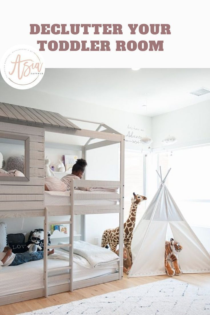 Remaking My Space Part 1: Co-Ed Toddler Room - Asia Saffold: The Balanced Mom