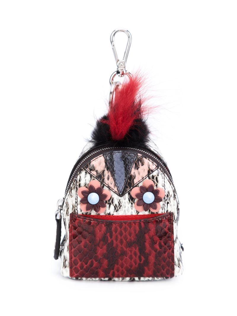 71df1ac523c9 Fendi Bag Bugs backpack bag charm ( 1