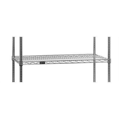 Quantum Storage Systems 1272c Extra Shelf For 12 Deep Wire Shelves Chrome Finish 12 Width X 72 Lengt Wire Shelving Shelving Systems Garage Storage Systems