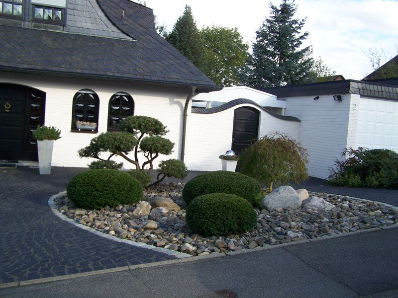 vorgarten moderne gestaltung|vorgrten bressler gartenbau amp, Gartenarbeit ideen