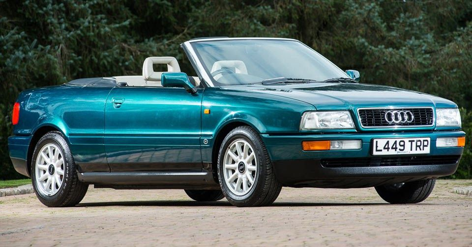 Have You Ever Wanted To Own Princess Diana's Audi Cabriole? Here's Your Chance http://www.carscoops.com/2016/10/heres-your-chance-to-own-princess.html?utm_source=feedburner&utm_medium=feed&utm_campaign=Feed: Carscoop (CARSCOOPS)