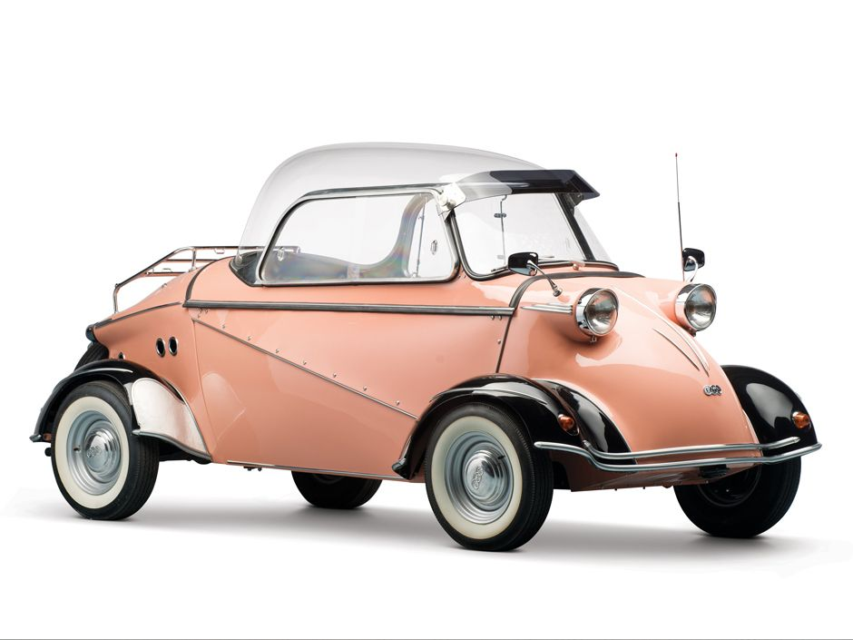 Micro car Messerschmidt Tiger for auction in Madison, GA