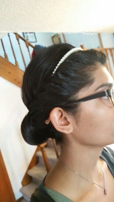 Simple Hairstyle Special Occasion Hairstyles My Work Special