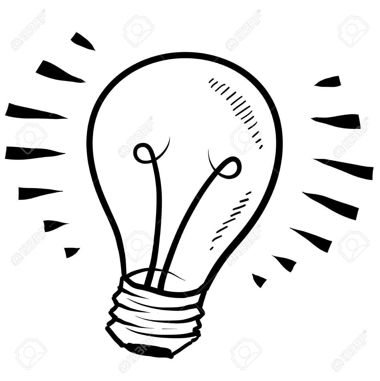 lampadina disegno