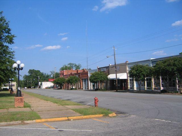 Lumpkin Ga Downtown Lumpkin Small Towns Usa City Of Columbus