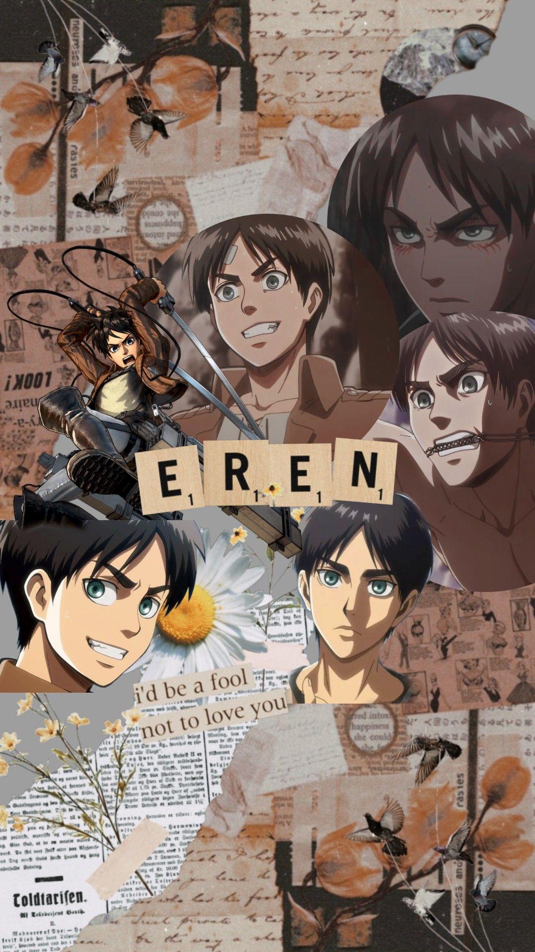 Eren Jaeger Wallpaper