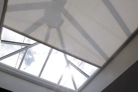 Electric Roof Lantern Skylight Blinds Skylight Blinds