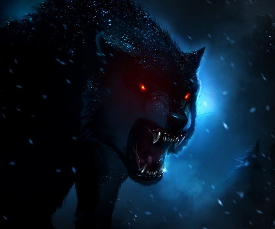 good and evil art wolf - Google Search | Big Bad Wolves | Pinterest ...