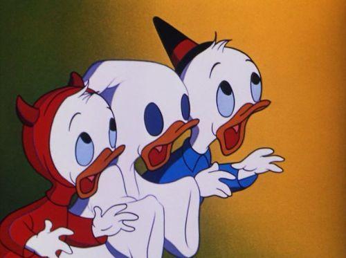 Klappersacks Dfilms Trick Or Treat 1952 Cartoon Wallpaper Halloween Cartoons Cartoon Pics
