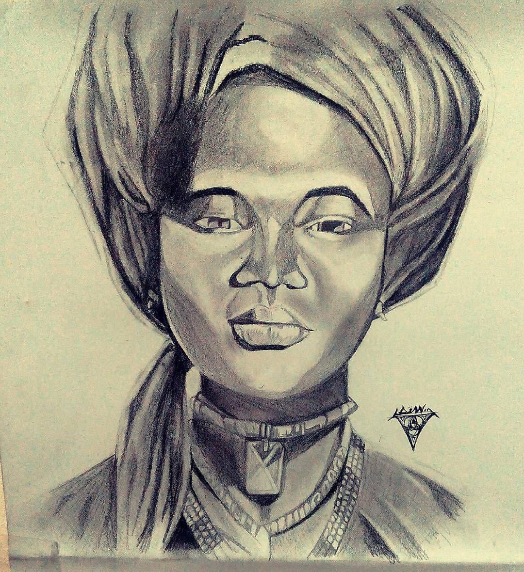 Art #sketches #Africa Amina of Zazzau, now Zaria, Warrior Queen ...