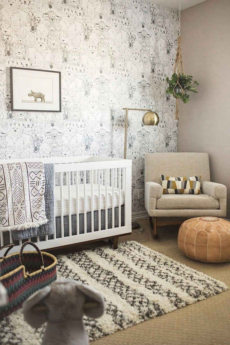 50 Cozy Cute Baby Nursery Ideas On A Budget Bedroom Decor For