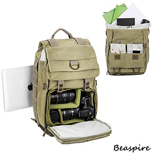 #Amazon #GoldBox for #Travel. Beaspire 14 inch Laptop Camera Hiking and Travel Backpack at April 09 2020 at 09:05PM. #TravelDestinations #TravelTrailerRemodel #TravelQuotes #TravelTrailer #TravelStyle #TravelScrapbook #TravelSketchbook #TravelSnacks #AmazonTravel #AmazonTravelEssentials #AmazonTravelProducts #AmazonTravelMustHaves #AmazonTravelClothes
