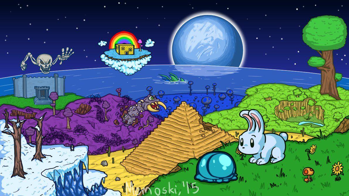 Good Wallpaper Minecraft Terraria - 277e27218de23d7e606d8a6b233ee0be  Picture_103673.jpg
