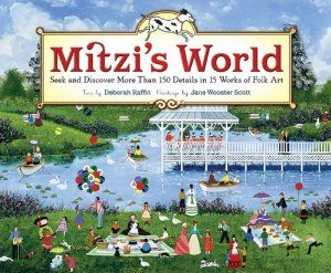 In Mitzi's world, every detail is worth seeing. Young readers will enjoy following Mitzi, the spotted dog with a red collar, through all four seasons of the year.