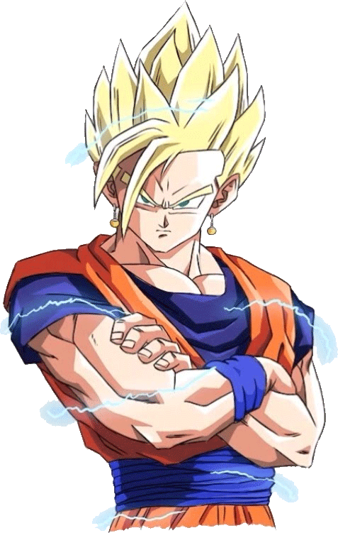 Image result for gokhan dbz