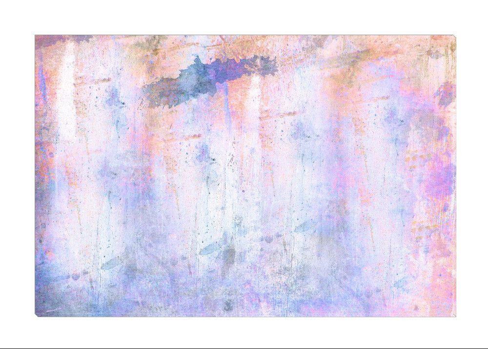Splash Watercolor - Canvas Wrapped Art