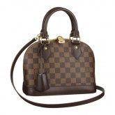 http://www.louisvuittonblack.com           Louis Vuitton Alma BB $208.99