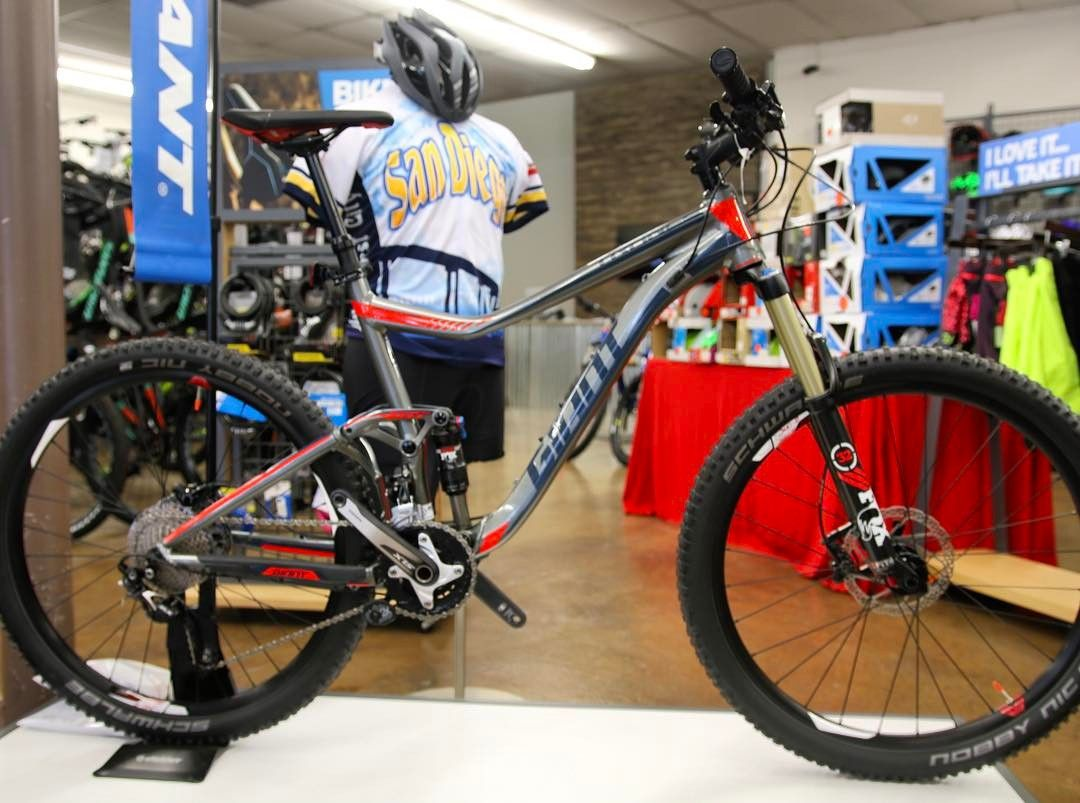 Be Careful The 2016 Giant Trance 2 Just Might Put You In A Trance