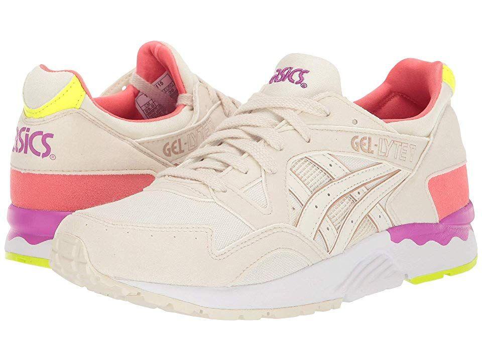 Asics Tiger Gel Lyte V Women S Shoes Birch Birch Asics Tiger Gel