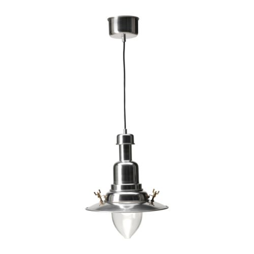 IKEA - OTTAVA Pendant l& aluminum $29.99 Article Number 701.485.31 Shade of  sc 1 st  Pinterest & OTTAVA Pendant lamp aluminum | Pendant lamps Blown glass and ... azcodes.com