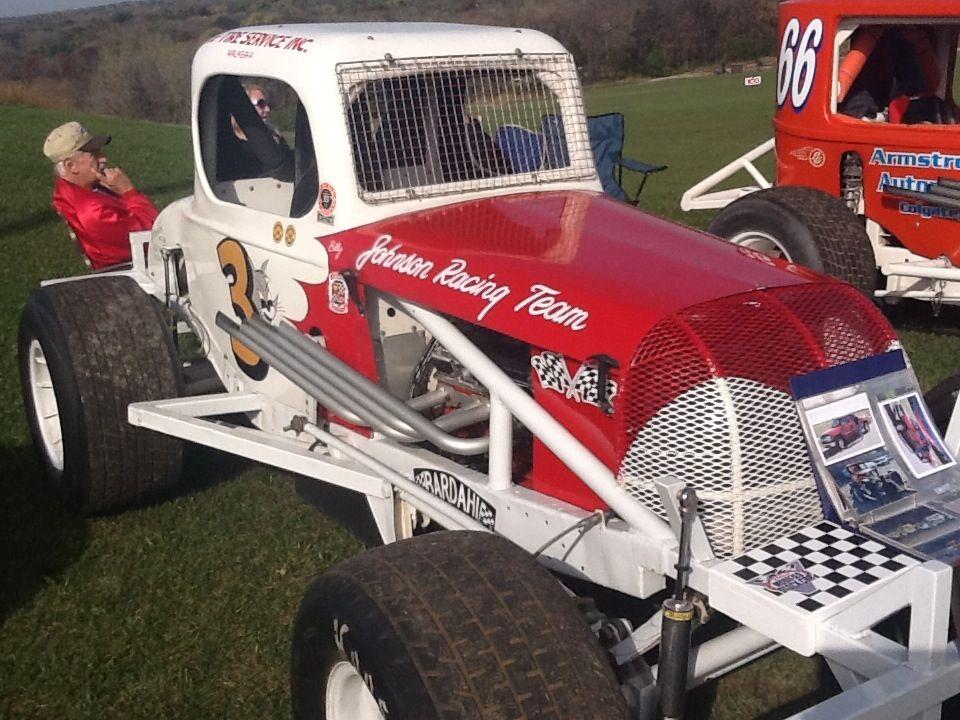 HalesRedCar.jpeg (960×720) Old race cars, Stock car