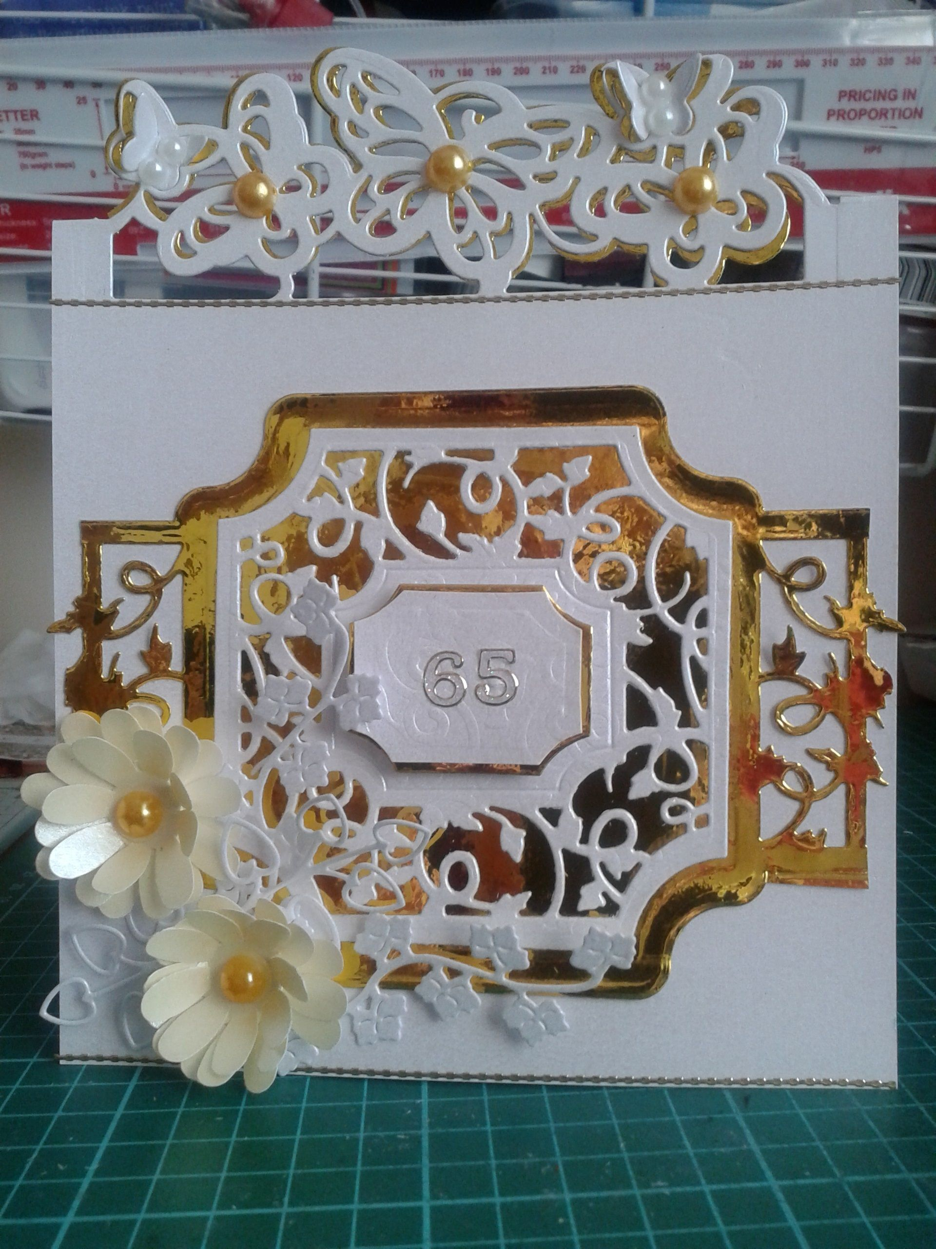 Made by Valerie Norris I made this card for a friends