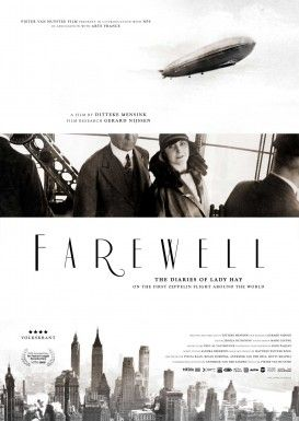 """New Movie about """"Lady Hay"""" and the Graf Zeppelin: """"Farewell"""""""