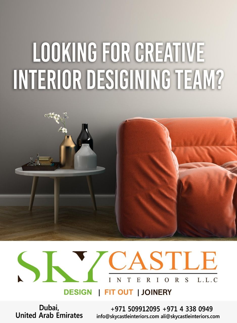 Sky Castle Is An Interior Design And Fit Out Company Based In