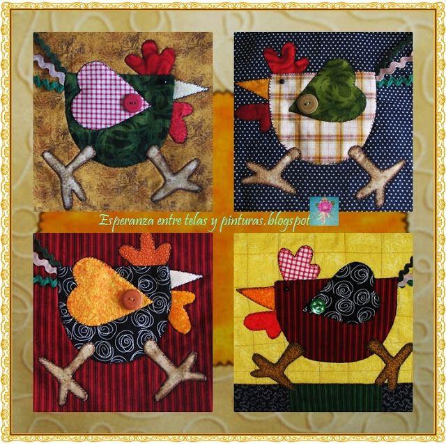 Mis Gallinitas están de Fiesta** | Aplicaciones | Pinterest