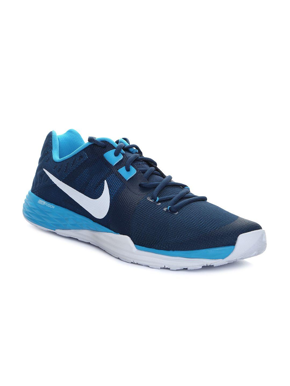 Nike Men Blue Train Prime Iron Training Shoes Training