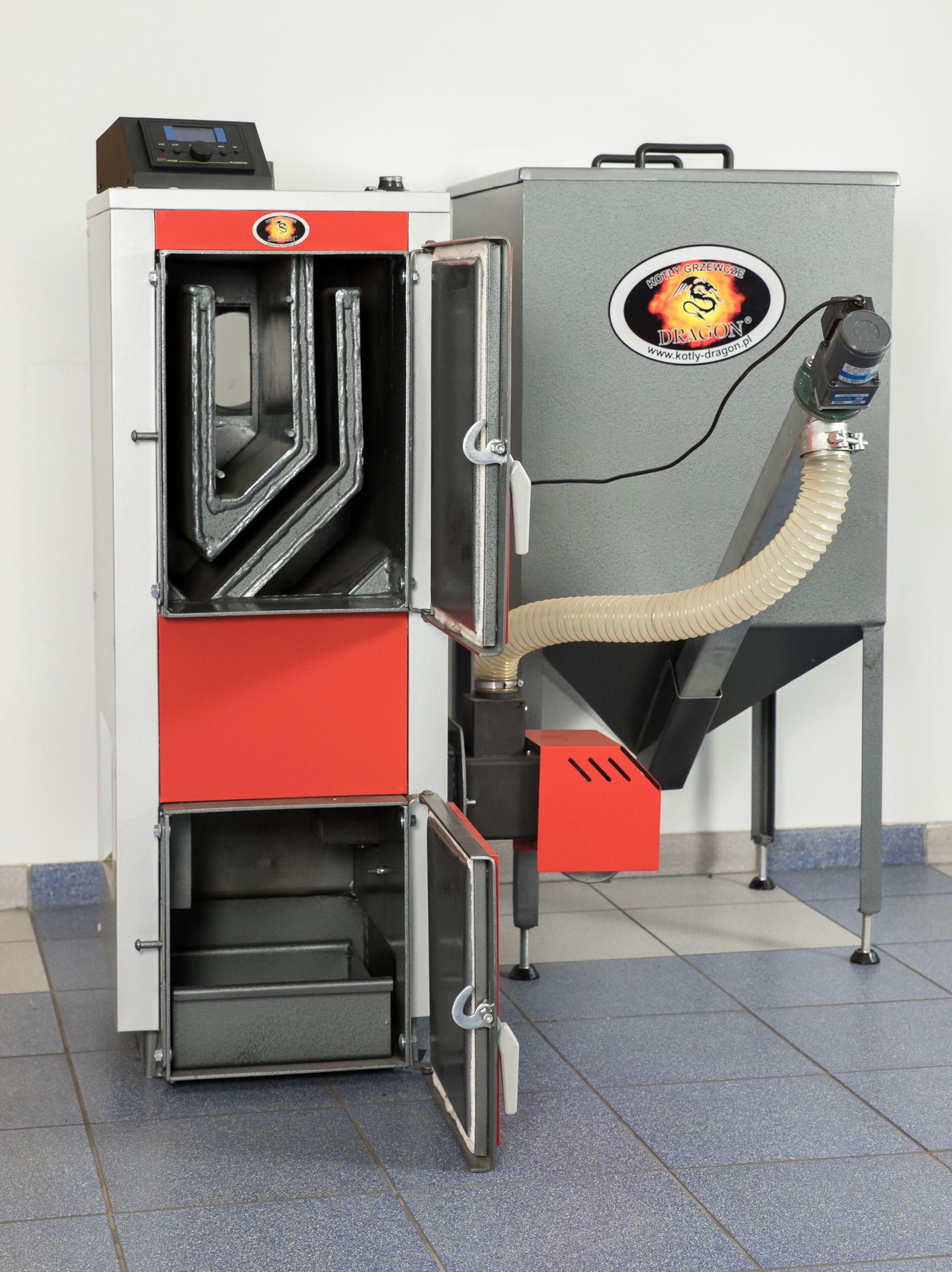 Kociol Piec Pellet Klasa 5 Z Podajnikiem Moc 21kw Locker Storage Storage Lockers