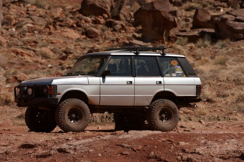 Range Rover lifted RR Pinterest