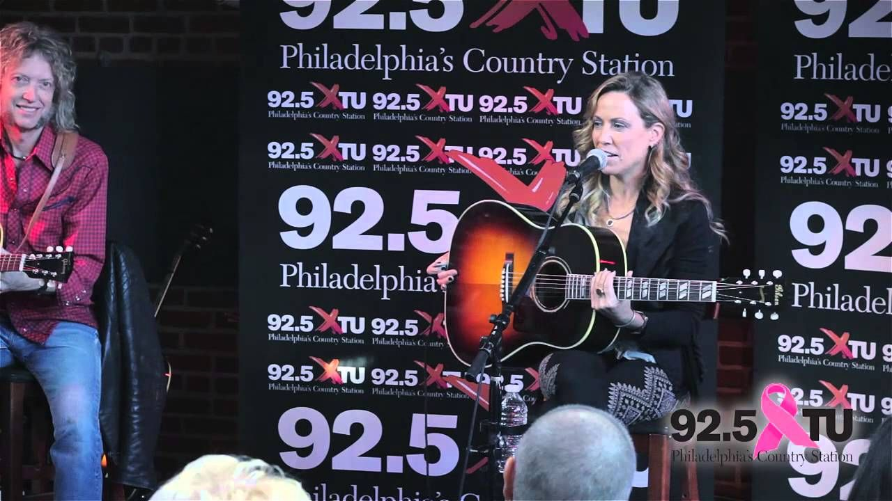 Sheryl Crow Performs At XTU Celebration Luncheon