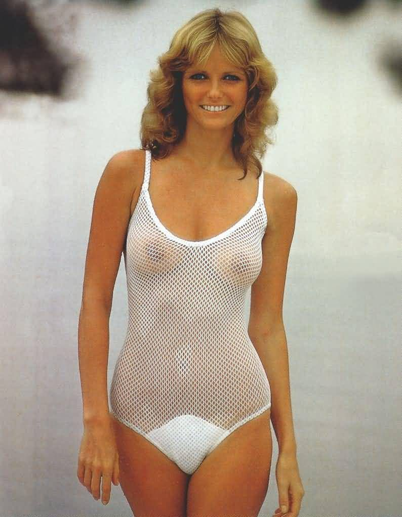 Cheryl tiegs nude — photo 9