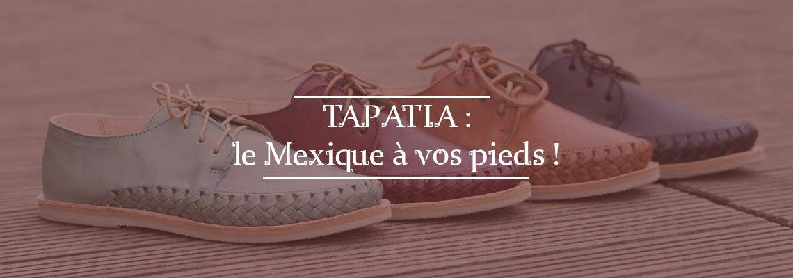 Des Franco La Jeune MexicaineTapatia Marque ChaussuresDe Propose 53RA4Lj