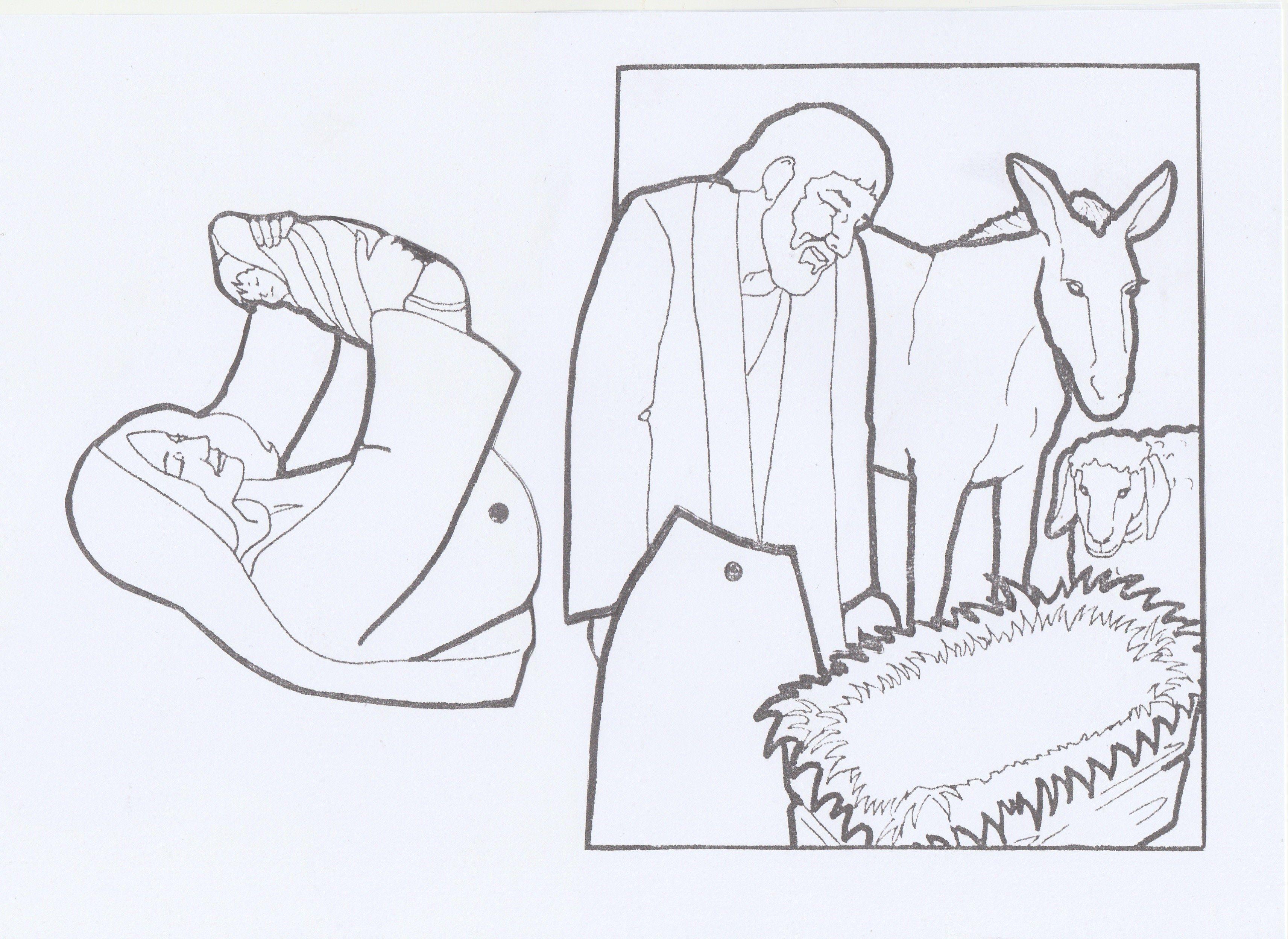 Pin by Anita Hanekamp on Bijbel Jezus geboren Pinterest