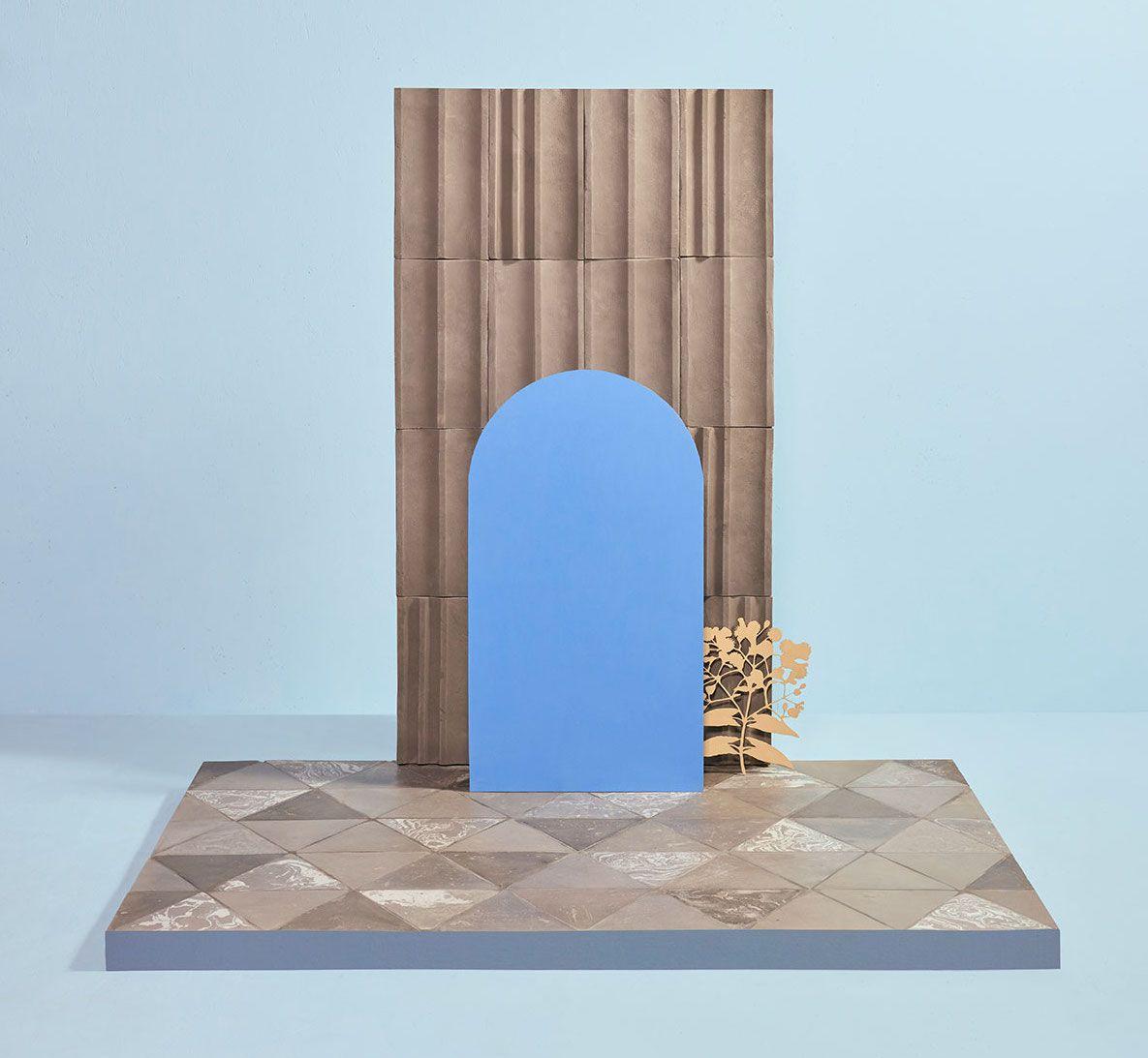 Fornace Brioni - Handmade Geometric Garden and Renaissance-inspired Terracotta Tiles
