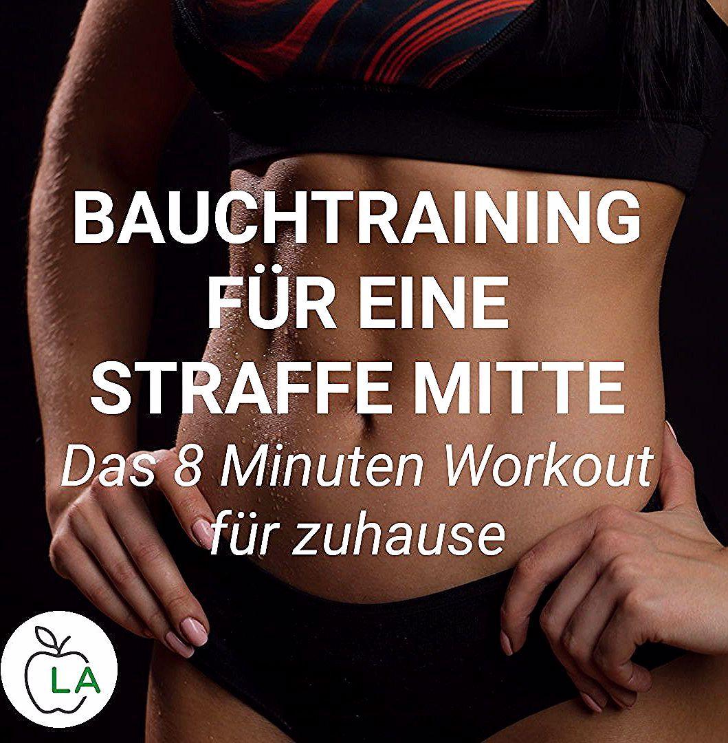 Wer Bauchfett verlieren will, muss ein effektives Bauch Workout machen und auf eine gesunde Ernährun...