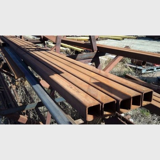 3 X 3 Inch Steel Square Tubing For Sale Used 1 4 Inch Steel Square Tubing Supplier Worldwide Savona Equipment Steel Savona Square