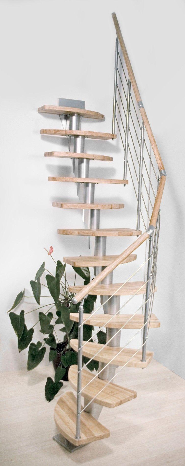 Dolle Copenhagen Space Saving Stair Kit (Loft Stair)