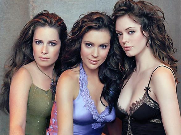 "Alyssa Milano, Rose McGowan & Holly Marie Combs – With so much Charmed cleavage over the years a ""Charmed cleavage montage"" is the only thing that could possibly do all that witch cleavage justice."