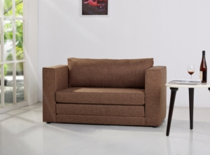 Marvelous Corona Convertible Loveseat Sleeper Brown Products Caraccident5 Cool Chair Designs And Ideas Caraccident5Info