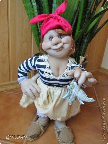 Куклы из капрона и синтепона своими руками фото 816