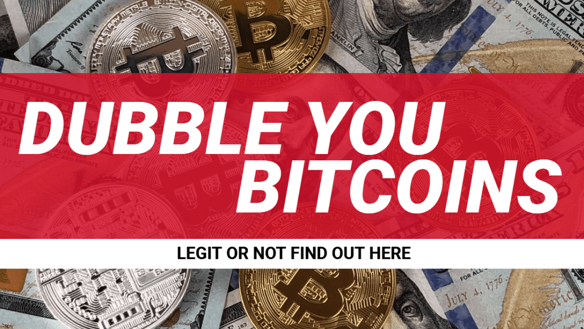 double your bitcoin scam