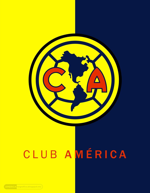 Club America Americanografico Club America America Equipo Aguilas Del America