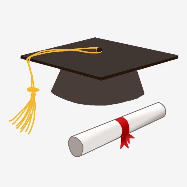 قبعة التخرج السوداء وغطاء مربع قبعة التخرج Clipart أسود قبعة التخرج Png وملف Psd للتحميل مجانا Graduation Cap Clipart Graduation Cap Graduation Party Invitations Templates