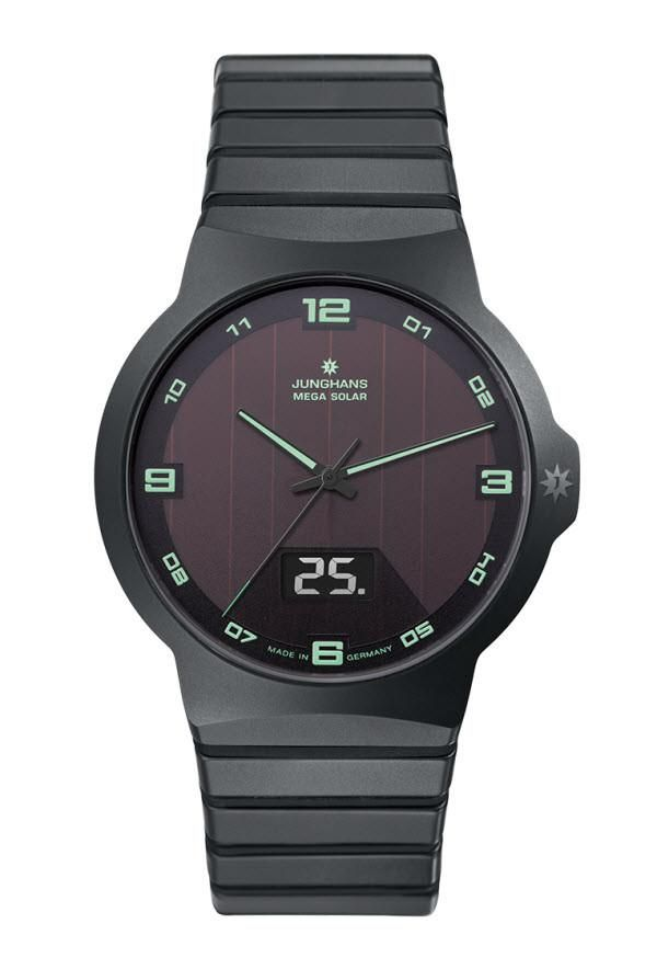 Pin By Jura Watches On Ceramic Watches Junghans Watch Solar Watch Junghans