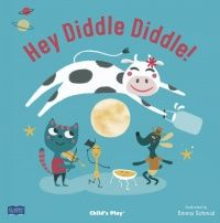 hey diddle diddle the cat and the fiddle the cow jumped