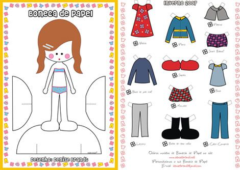 Pin Em And Very Modern Looking Paper Dolls