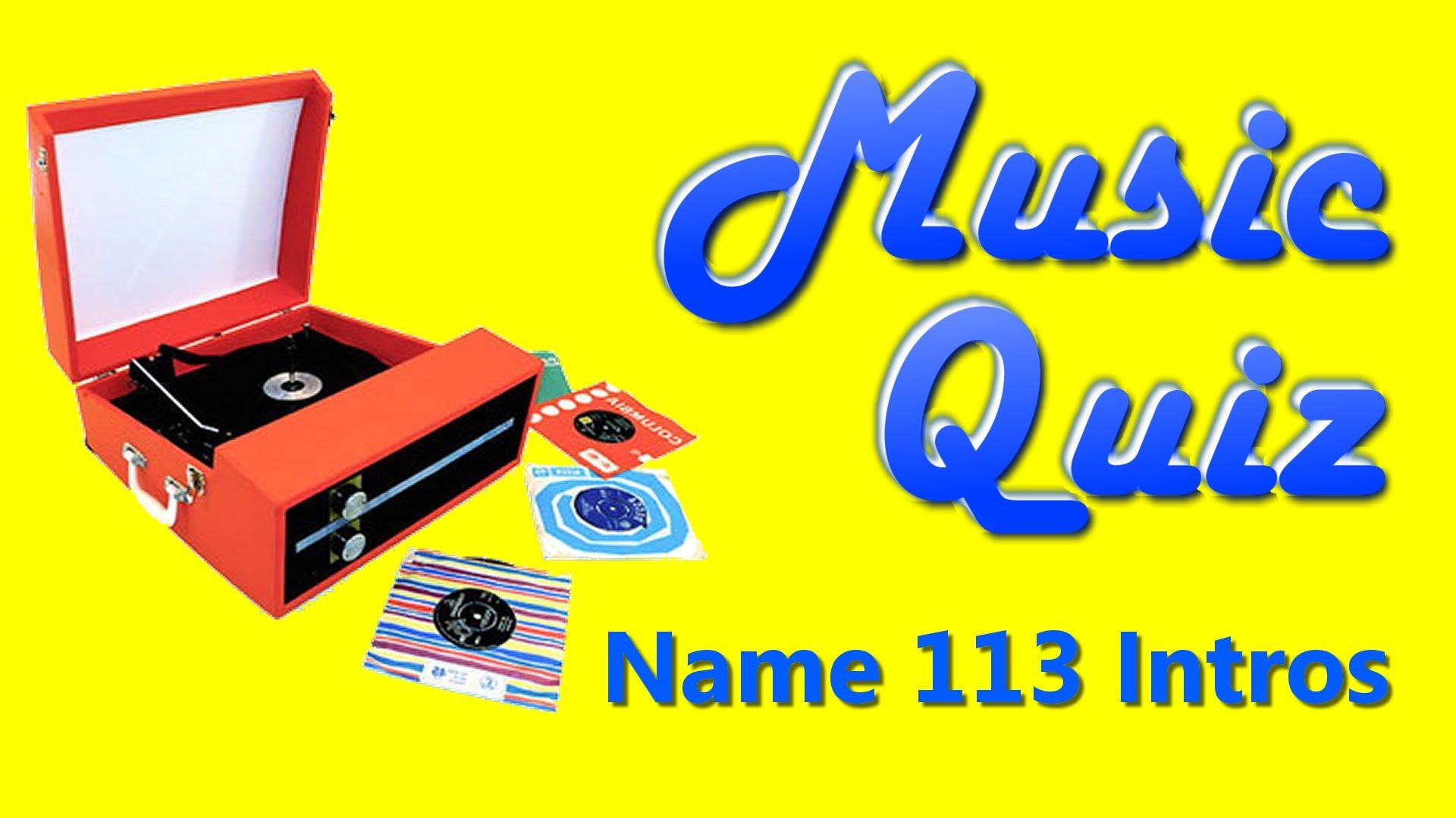 00/'s Music Trivia Game Quiz Perfect Novelty Gift For Music Enthusiasts